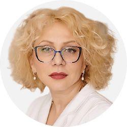 Ирина Сергеевна зав. отделением «Института красоты на Арбате»